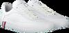 TOMMY HILFIGER Baskets basses CORPORATE PREMIUM en blanc  - small