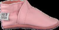 BABY DUTCH Chaussures bébé BABYSLOFJE en rose  - medium