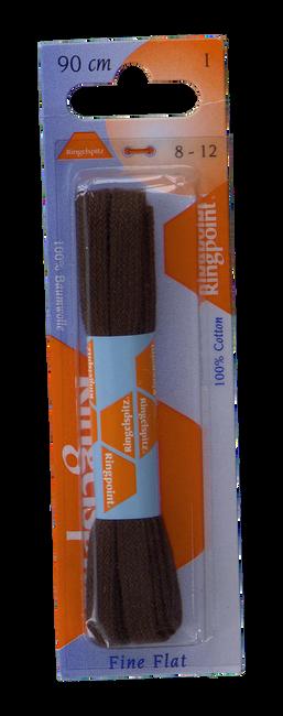 COLLONIL Lacets VETER en marron - large