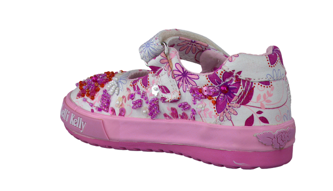 LELLI KELLY Ballerines FANTASIA en rose - large