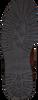 OMODA Bottines à lacets 500059 en cognac - small