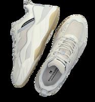 Witte SCOTCH & SODA Lage sneakers CASSIUS  - medium