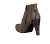 ROBERTO D'ANGELO Bottines RM003005 en taupe - small