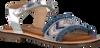 GIOSEPPO Sandales BARASAT en bleu  - small