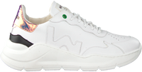 Witte WOMSH Lage sneakers WAVE WHITE SHINY  - medium