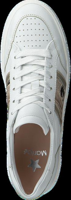 Witte MARIPE Lage sneakers 30379  - large