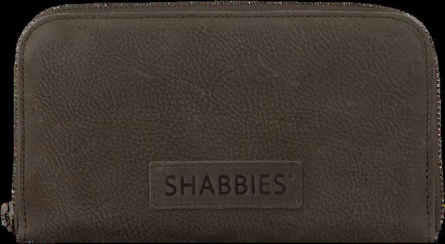 SHABBIES Porte-monnaie 263055 en taupe - large