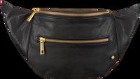 Zwarte DEPECHE Heuptas BUM BAG 12346  - medium