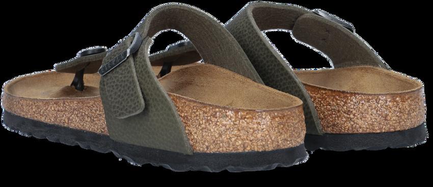 Groene BIRKENSTOCK Slippers GIZEH KIDS - larger