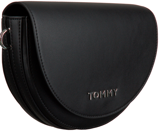 TOMMY HILFIGER Sac bandoulière TOMMY STAPLE SADDLE en noir  - large