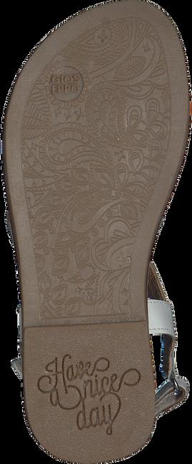 GIOSEPPO Sandales SCALEA en blanc  - large