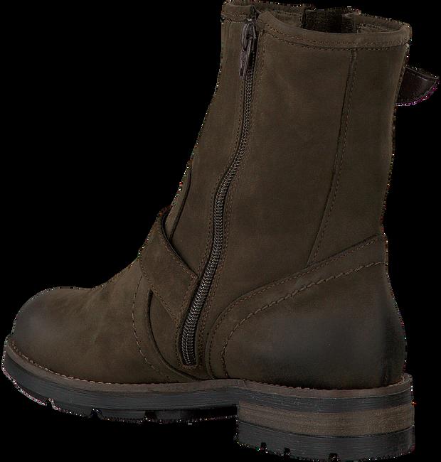 OMODA Biker boots 8525 en marron - large