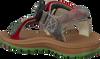 SHOESME Sandales OU8S115 en vert - small