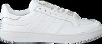 ADIDAS Baskets basses TEAM COURT W en blanc  - medium