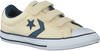 CONVERSE Baskets STAR PLAYER 3V OX KIDS en blanc - small