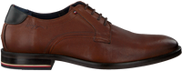 Cognac TOMMY HILFIGER Nette schoenen SIGNATURE HILFIGER SHOE  - medium