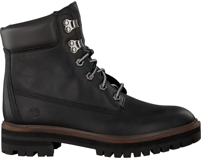 Zwarte TIMBERLAND Veterboots LONDON SQUARE 6IN BOOT - large