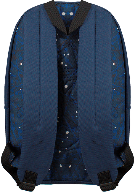 ORIGINAL PENGUIN Sac à dos CHATHAM SCRIBBLE BACKPACK en bleu - large