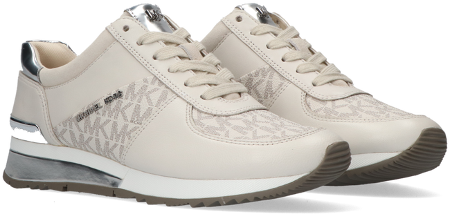 MICHAEL KORS Baskets ALLIE WRAP TRAINER en blanc - large