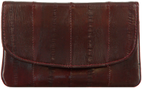Rode BECKSONDERGAARD Portemonnee HANDY RAINBOW - medium
