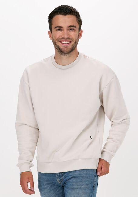 Gebroken wit KULTIVATE Sweater SW COMFORT CREW - large