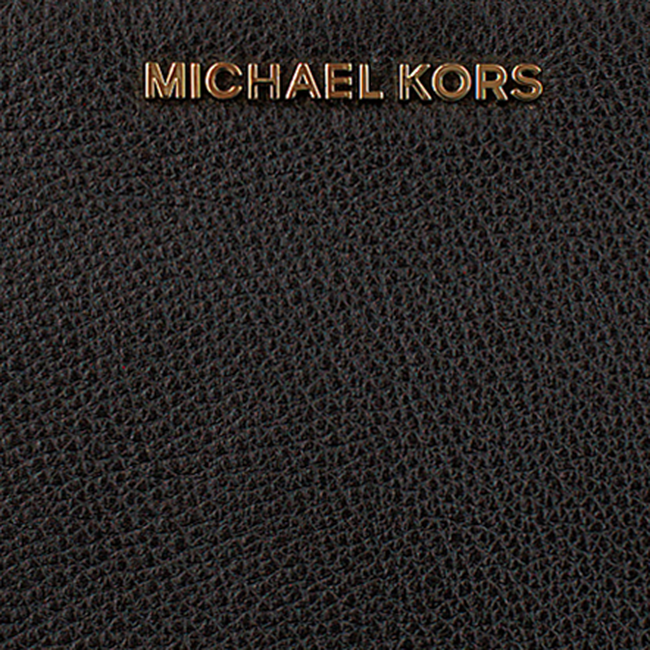 MICHAEL KORS Sac bandoulière DBL ZIP CROSSBODY en noir - large