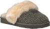 UGG Chaussons COZY KNIT SLIPPER en gris - small