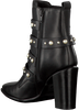 BRONX Bottines 33995 en noir - small