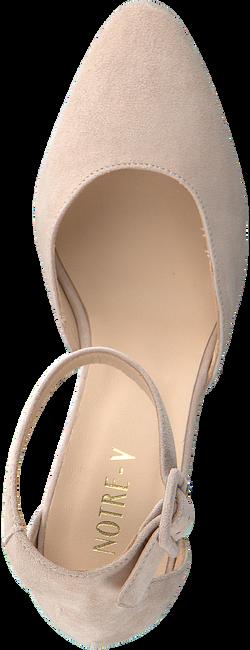 NOTRE-V Escarpins 45239 en beige  - large