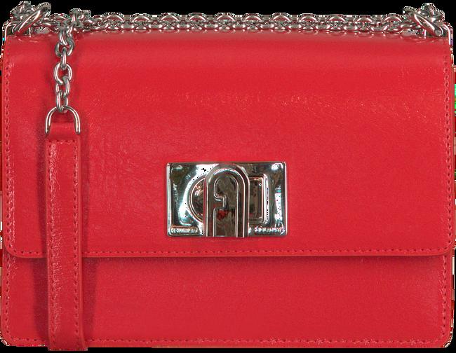 FURLA Sac bandoulière 1917 MINI CROSSBODY 20 en rouge  - large