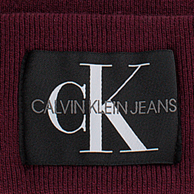 Rode CALVIN KLEIN Muts J BASIC MEN MUTS - large