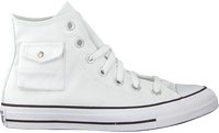CONVERSE Baskets montantes CHUCK TAYLOR AS POCKET HI en blanc - medium