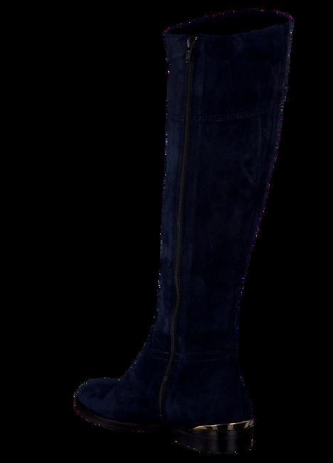 LAMICA Bottes hautes KISMAL en bleu - large