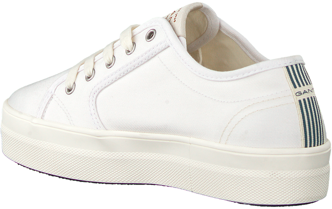 Witte GANT Lage sneakers LEISHA  - large