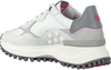 Witte FLORIS VAN BOMMEL Lage sneakers 85307  - small