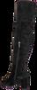 NOTRE-V Bottes hautes AH98 en noir  - small
