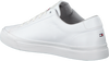 Witte TOMMY HILFIGER Lage sneakers CORPORATE MEN  - small