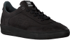 FLORIS VAN BOMMEL Baskets 16255 en noir  - small