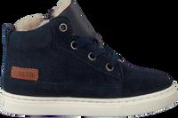 Blauwe TON & TON Hoge sneaker PL20W017  - medium