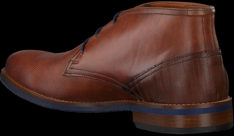 Cognac VAN LIER Nette schoenen 1915315 Omoda