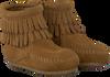 cognac MINNETONKA shoe 1292  - small