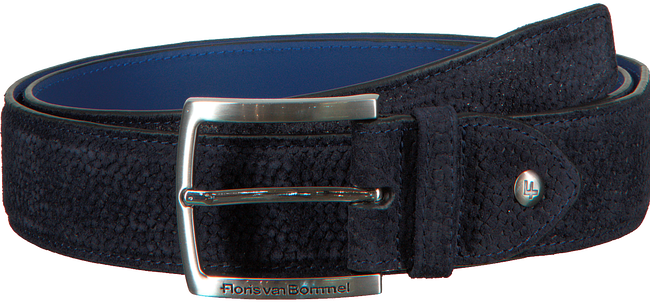 Blauwe FLORIS VAN BOMMEL Riem 75202  - large