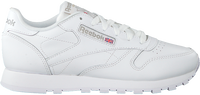 Witte REEBOK Sneakers CL LEATHER WMN - medium