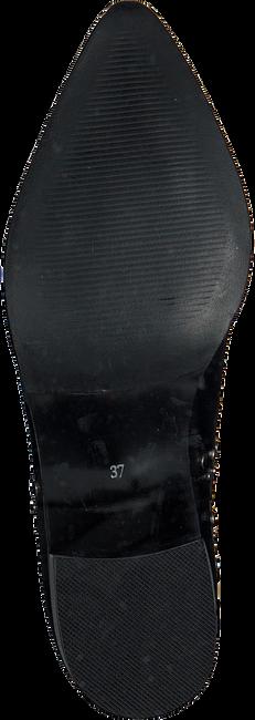 Zwarte STEVE MADDEN Enkellaarsjes DORUSS  - large