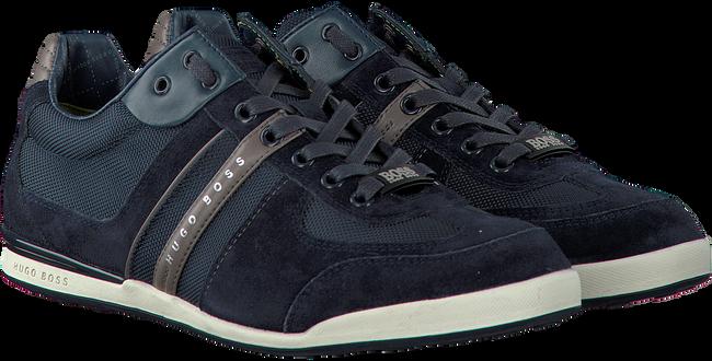 Blauwe BOSS Sneakers AKEEN  - large