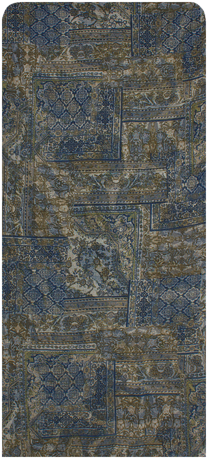 ABOUT ACCESSORIES Foulard 8.78.836 en bleu - large