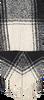 Zwarte A-ZONE Sjaal 8.73.728 - small