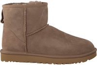 UGG Bottes fourrure W CLASSIC MINI II en marron  - medium
