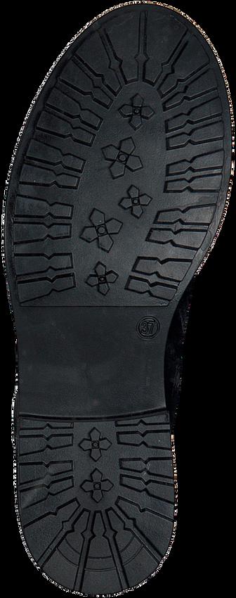 OMODA Bottines à lacets R10881 en noir - larger