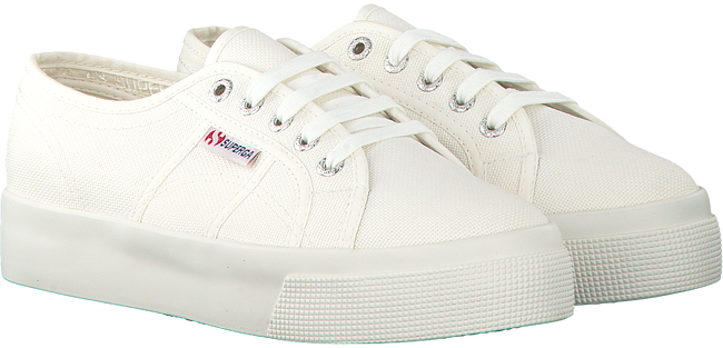Witte SUPERGA Sneakers 2730 COTU - large